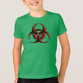 Kid's Biohazard Shirt - Vortex