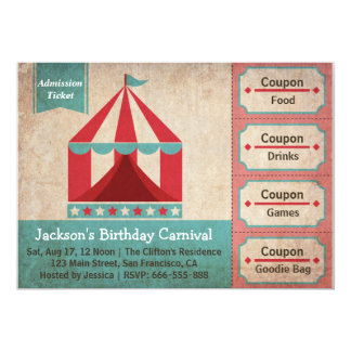 Browse the Kid's Birthday Invitations Collection and personalize by color, design, or style.