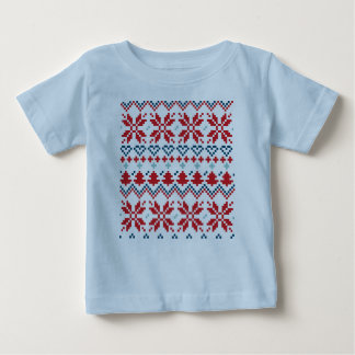 Kids / Boys designes tshirt with Folk ornaments