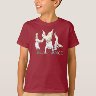 Kids Breakdance T Shirt