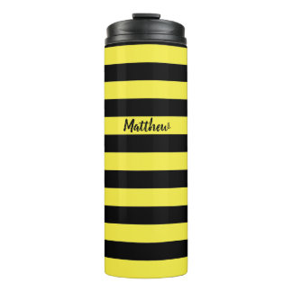 Kids Bumble Bee Thermal Tumbler
