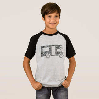 Kids Camper Short Sleeve T-Shirt