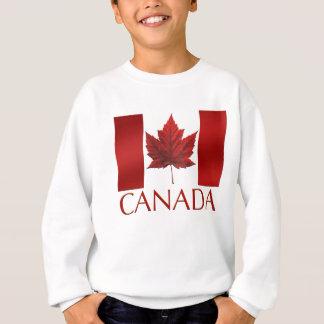 Kid's Canada Flag Sweatshirt Maple Leaf Kid's Shir