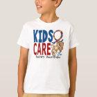 Kids Care 1 Autism T-Shirt