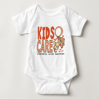 Kids Care 1 Endometrial Cancer Baby Bodysuit
