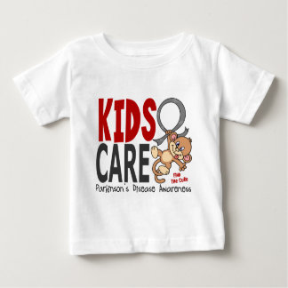 Kids Care 1 Parkinson's Disease Baby T-Shirt