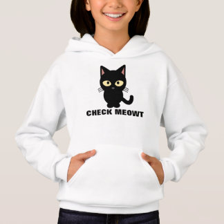 KIDS CAT HOODIES