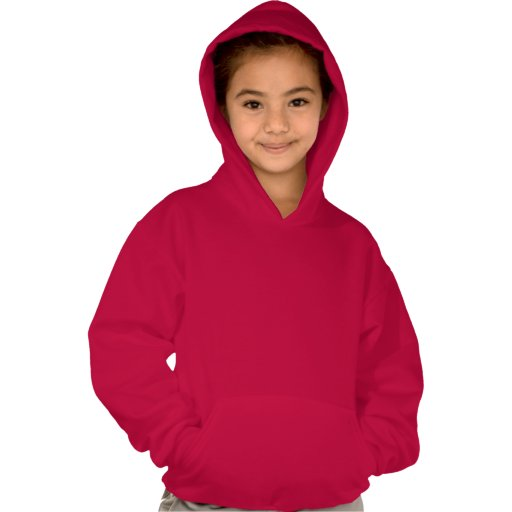 Kid's Cat Lover Hoodie Shirt Cat Girl's Sweatshirt