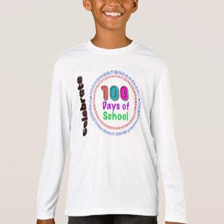 Kids Celebrate 100 Days Of School T-Shirt