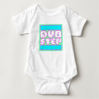 Kids childs childrens Bubblegum DUBSTEP Baby Bodysuit