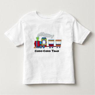 Kid's Choo-Choo Train Toddler T-shirt
