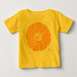 Kids Clothes - Orange you glad . . . Baby T-Shirt