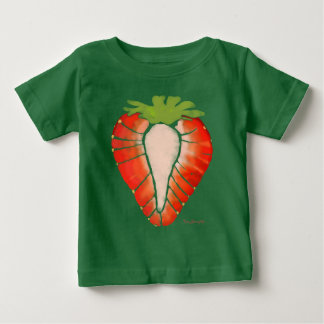 Kids Clothes - Strawberry Secret Baby T-Shirt