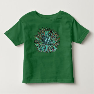 Kids Clothing - Spiky Green Agave Toddler T-shirt