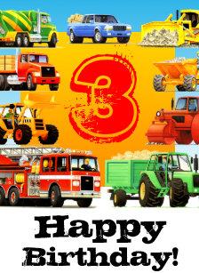 Happy Birthday Trucks Gifts On Zazzle CA