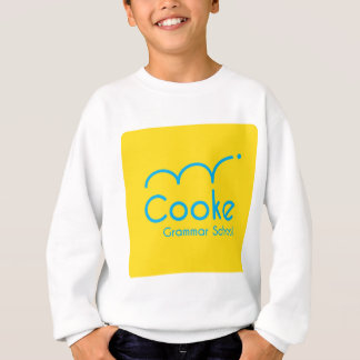 KIDS Cooke Grammar School Pullover Sweater, White