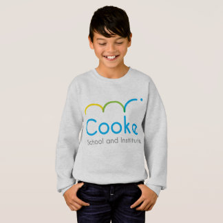 KIDS Cooke Pullover Sweatshirt, Gray