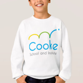KIDS Cooke Pullover Sweatshirt, White