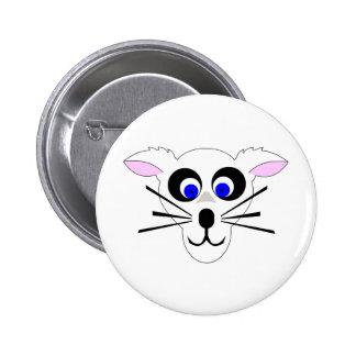 Kids Cool Character Pin