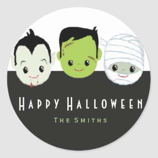 Kids costumes stickers V