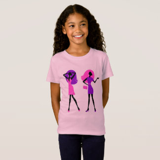Kids creative t-shirt with Models