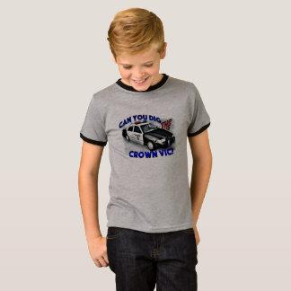 Kids Crown Vic Shirt