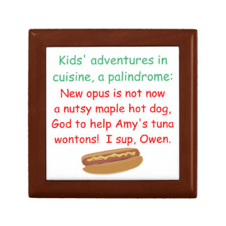 Kids' Cuisine Palindrome Gift Box