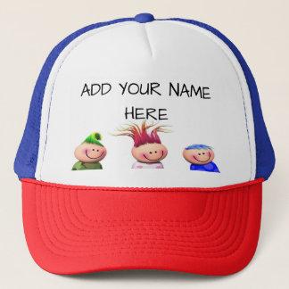 KIDS CUSTOM BASEBALL CAP
