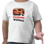 Kid's Custom Fire Truck