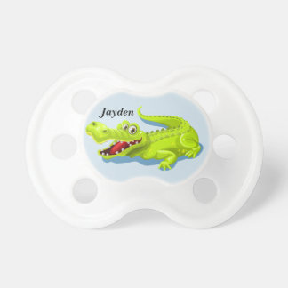 Kid's Cute Baby Alligator Pacifier