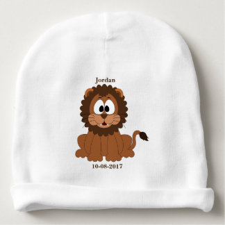 Kid's Cute Baby Lion Smiling Baby Beanie