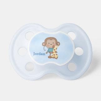 Kid's Cute Baby Monkey Boy Pacifier