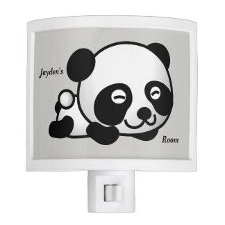 Kid's Cute Baby Panda Bear Night Light