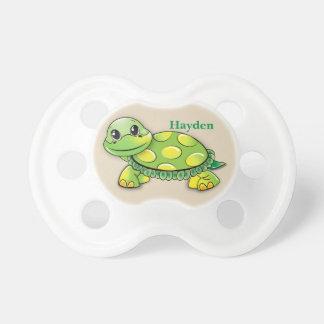 Kid's Cute Baby Turtle Smiling Pacifier