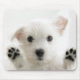 Kids Cute Dog Mouse Pad