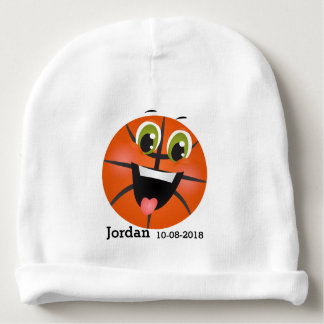 Kid's Cute Funny Basketball Baby Beanie