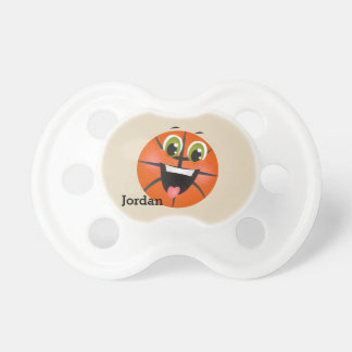 Kid's Cute Funny Basketball Pacifier