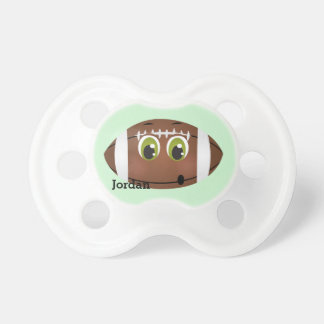 Kid's Cute Funny Football Pacifier