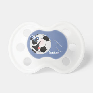Kid's Cute Funny Soccer Ball Pacifier