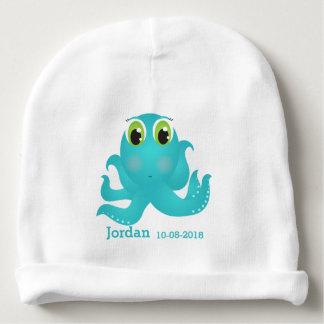 Kid's Cute Happy Octopus Baby Beanie
