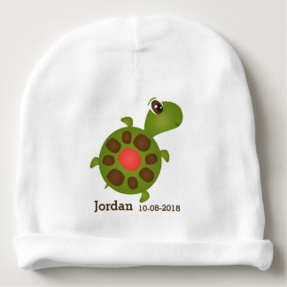 Kid's Cute Happy Tordus Turtle Baby Beanie