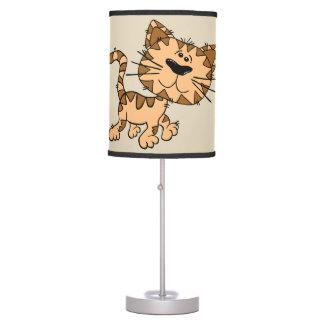 Kid's Cute Kitten Table Lamp