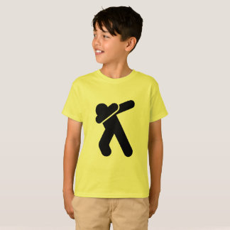 Kids dabbing dab t-shirt