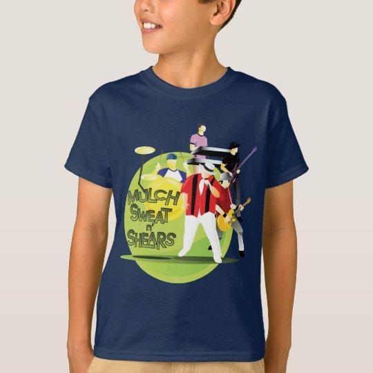 Kids Dark Band T-shirt