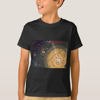 Kids dark T, High Frontier Colonization T-Shirt
