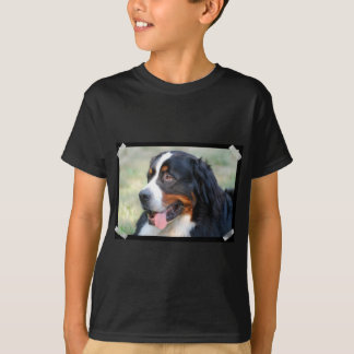 Kids Dark T-Shirt Vertical Template - Customized