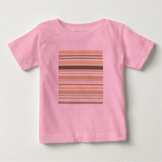 Kids designers 60s tshirt : pink