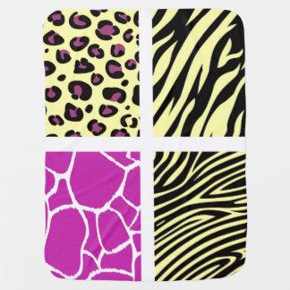 Kids designers blanket : tiger edition