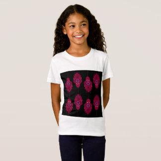 Kids designers t-shirt edition : MARSALA PURPLE