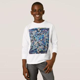 Kids' Diamond Long Sleeve T-Shirt